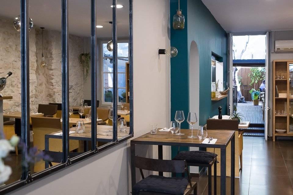Le Restaurant - Cédrat - Restaurant Bistronomique Marseille